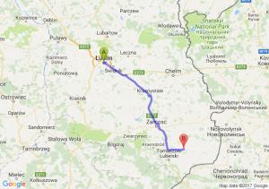 Lublin - Grodysławice (lubelskie)