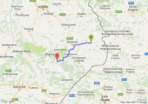 Hostynne - Aleksandrów (lubelskie)