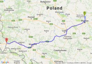 Serock - Pieńsk (dolnośląskie)