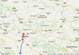 Dlugopole Zdroj - Bystrzyce Klodzka - Wroclaw Ul.drzewieckiego