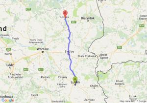 Lublin - Piątnica Poduchowna