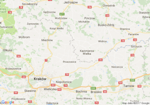 Kielce (świętokrzyskie) - Cedzyna (świętokrzyskie) - Kazimierz Dolny