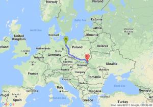 Szczrcin  - Polańczyk Zdrój