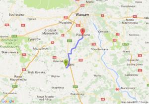 Bielsk Mały (mazowieckie) - Piaseczno Ul Dworcowa