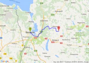Szczecin (zachodniopomorskie) - Stara Dąbrowa