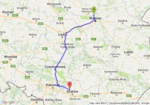 Legionowo - Czajowice (małopolskie)