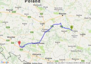 Trasa Bąkowiec - Skorogoszcz