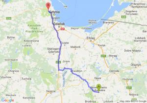 Nowe Miasto Lubawskie (warmińsko-mazurskie) - Rumia (pomorskie)