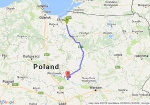Trasa Pasłęk - Płock
