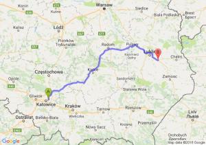 Sosnowiec - Piaski