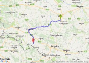 Trasa Rzgów - Nysa
