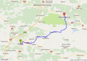 Kielce - Starachowice