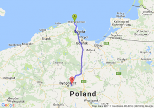 Trasa Tupadły - Strzyżawa