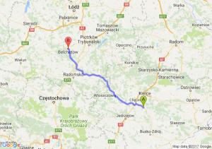 Morawica - Bełchatów