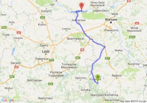 Zdonków - Czerwińsk Nad Wisłą (mazowieckie)