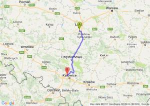 Trasa Rzgów - Bytom