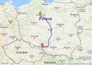 Trasa Białe Błota - Racibórz