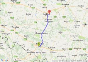 Trasa Mikołów - Brzeziny