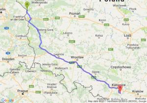 Kostrzyn nad Odrą - Bieruń