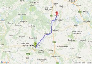 Bydgoszcz - Gniew