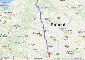 Miastko - Kępno