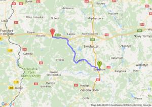 Sulechów - Torzym