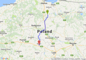 Trasa Kwidzyn - Konin