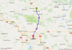 Lubartów - Lublin