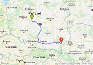 Trasa Konin - Jarosław