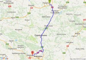 Trasa Rzgów - Zabrze