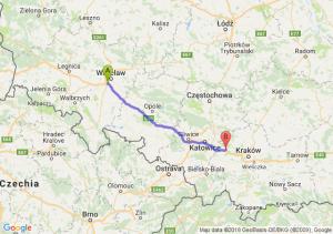 Trasa Bielany Wrocławskie - Trzebinia
