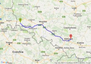 Lubań - Dąbrowa Górnicza