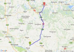 Bielsk - Olsztyn