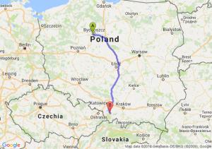 Trasa Białe Błota - Bielsko-Biała