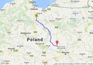 Gniew - Płońsk