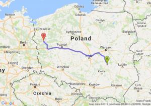 Trasa Radom - Gorzów Wielkopolski