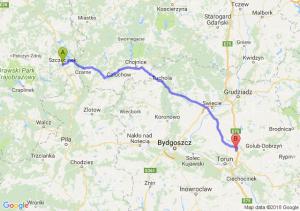 Szczecinek - Turzno