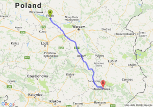 Płock - Nisko