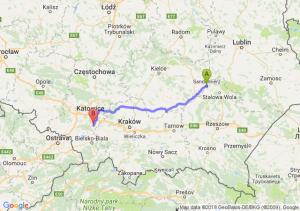 Sandomierz - Bieruń