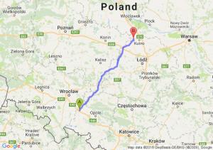 Przylesie - Krośniewice