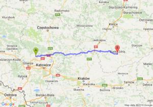 Tarnowskie Góry - Busko-Zdrój