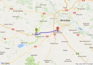 Kąty Wrocławskie - Bielany Wrocławskie