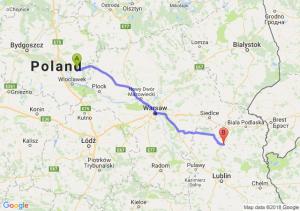 Lipno - Radzyń Podlaski