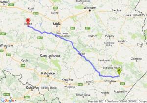 Leżajsk - Kalisz