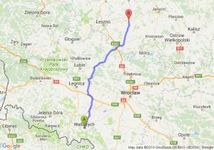 Wałbrzych - Gostyń