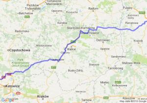 Zabrze (śląskie) - Lublin (lubelskie)