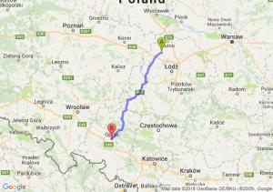 Łęczyca - Opole