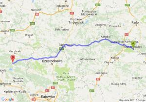 Starachowice - Bierdzany