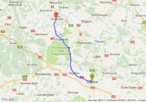 Legnica - Nowe Miasteczko
