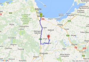 Gdańsk - Ryjewo